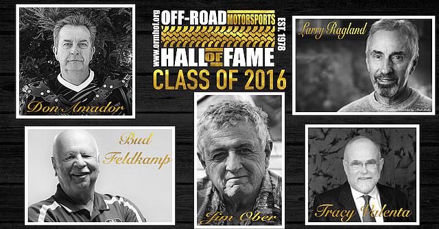 ORMHOF Inductees 2016