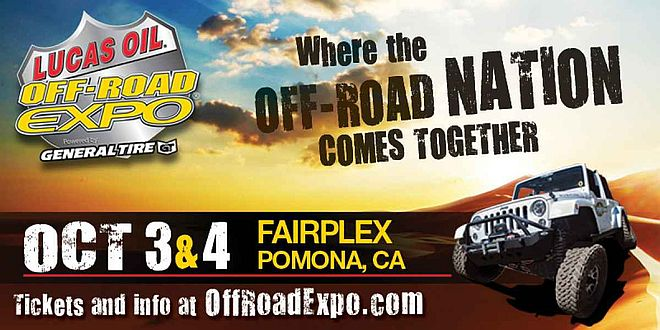 Lucas Off-Road Expo 2015